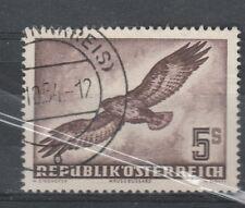 AUSTRIA 1953 5s Buzzard SC#C58