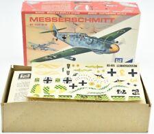 MPC Messerchmitt Bf109 G-6 1/72 scale kit
