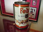 FEHR'S GRAPHIC HORSE J-SPOUT MUG BEER CAN - FEHR'S BREWING CO   LOUISVILLE, KY