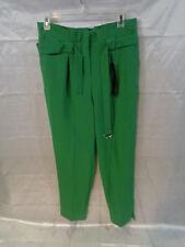 Like An Angel Women's Ankle Pants Verdant Green Size 11