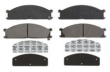ACDelco 14D333CH Front Ceramic Brake Pads
