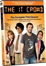 The IT Crowd ~ The Complete 3rd Third Season 3 Three ~ BRAND NEW DVD