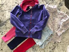 Lot 6 Pc Polo Ralph Lauren, Art Class, Cat & Jack, Hoodie, Sweater, Leggings 7/8