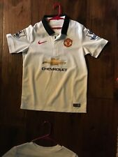 Nike Dri-Fit Manchester United (Dimaria jersey) in Boys Size Youth Large