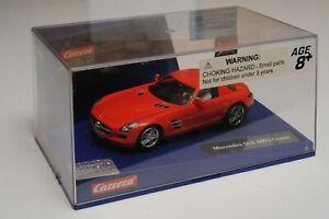Carrera Digital 132 Mercedes SLS AMG Coupe