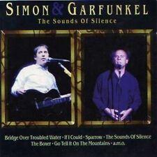 Simon & Garfunkel Sounds of silence (compilation) [CD]