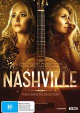 Nashville : Season 1-6 (DVD, 31 Disc) NEW