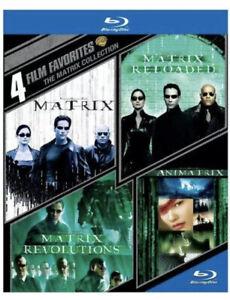 The Matrix 4 Film Collection New Region A