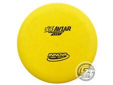 New Innova Xt Aviar 171g Yellow Black Stamp Putter Golf Disc