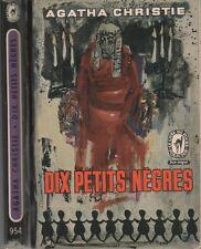 Dix Petits Nègres de Agatha Christie