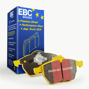 EBC Front Yellowstuff Brake Pads Acura RSX Base 02-06 Honda Civic Si 04-05 K20A3