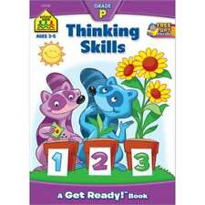 Preschool Workbooks Thinking Skills - Ages 3-5 076645020680