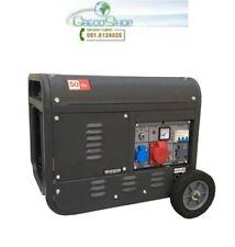 Generatore di corrente 2800W  220/380V avviamento elettrico/chiave e telecomando