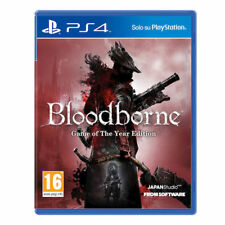BLOODBORNE G.O.T.Y. EDITION PS4 VIDEOGIOCO PLAYSTATION 4 ITALIANO SIGILLATO GTA