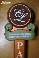 Captain Lawrence Brewing Co. M Pale Ale Pump Tap Handle