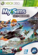 MY SIMS Sky Heroes (2010 x360 Game) MySims FREE US SHIPPING