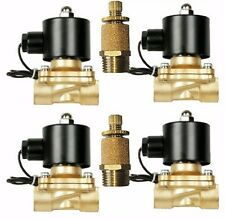 V Four Air Suspension Valves 1/2