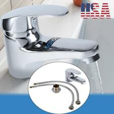 Bathroom Kitchen Basin Mixer Tap Sink Water Hot/Cold Faucet Modern Single Handle