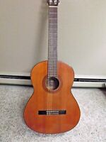 Vintage Yamaha Nippon Gakki G-60A Classical Guitar 50 years old Made in Japan!