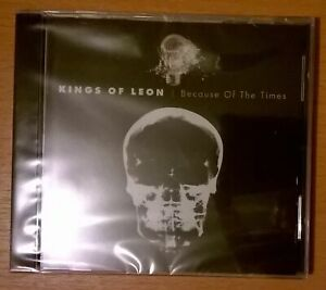 KINGS OF LEON Because Of The Times CD neuf scellé / sealed