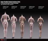 "TBLeague 1/6 Super-Flexible Female Seamless Body Action Figure Body 12"" Model"