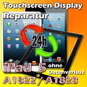 24 Stunden iPad A1822 Reparatur Touchscreen Digitizer Glas Austausch Weiß