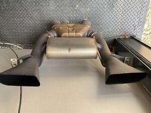 Genuine McLaren 650S MP4-12C OEM Original Factory Exhaust System 11H0393CP