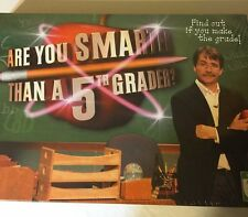 Are You Smarter Than A 5th Grader board game Brand New And Sealed
