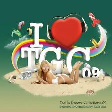 I LOVE TGC TARIFA GROOVE COLLECTIONS 9 Rafa Gas TAOPE FIVE AXPHERE MARGA SOL RAR