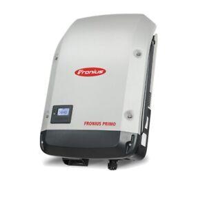 Fronius 5.kw solar inverter PRIMO 5.0-1 International Version 2 MPTT. 5 +5 WTY.