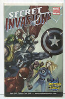 Secret Invasion #1 NM VARIANT Edition Cover B    Marvel- Midtown Comics CBXO