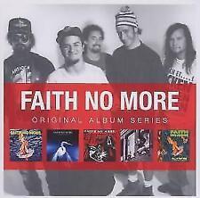 Original Album Series von Faith No More (2011)