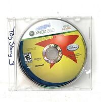 Toy Story 3  (Microsoft Xbox 360) Disc Only