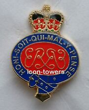 GRENADIER GUARDS BADGE - Enamel - Safety Pin Fixing - Excellent Quality