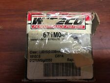 1993  - 2000 93-00 YAMAHA YZ80 YZ 80 WISECO PISTON 46.00MM