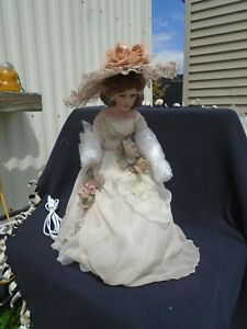 Victorian Lady Doll Lamp by Show Stoppers