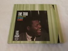 Oscar Peterson - The Trio - Live From Chicago - CD (1997) Jazz 1961