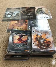 MTG PLAYERS GUIDE COLLECTION (55 BOOKLETS)