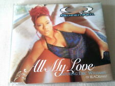 QUEEN PEN - ALL MY LOVE - R&B CD SINGLE