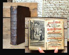 1718 Der Bey-nahe Christ geoffenbahret... Mead Hein
