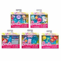 Mattel Barbie Small Accessory 5 Pack