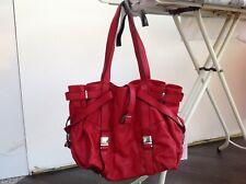 Lk Bennett red handbag stunning soft leather
