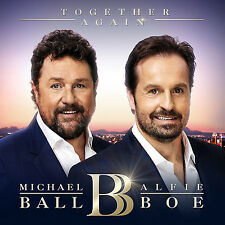 Michael Ball & Alfie Boe Together Again CD Album - Recent 2017 Release