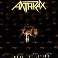 ANTHRAX - AMONG THE LIVING - CD SIGILLATO