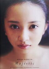 Arisa Komiya Japanese Photo book Majestic sexy kawaii Gobusters Love Live