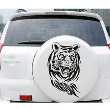Wild Animal  Black Tiger Graphic Decal Car Truck Window Laptop Vinyl Sticker