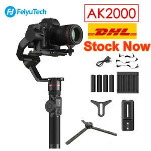 FeiyuTech AK2000 3-Axis Stabilizer Handhel Gimbal for Sony Canon Panasonic GH5