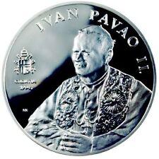 RARRE-Hrvatska 100 kuna, 1994. IVAN Pava II, SILVER 925, 33,63 gr -PROFF!