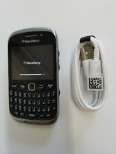 Boost Mobile Prepaid Blackberry Curve 9310 Pda Qwerty Bbm Cell Phone