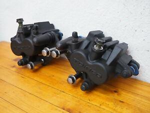 Kawasaki ER 6 N F ER650A Satz Bremssättel vorne links rechts Bremse Bremssattel